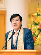 Master Okawa in Tokyo Shoshinkan.